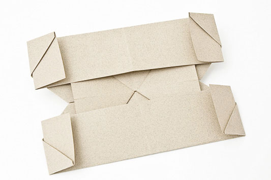 Оригами как сделать рамку